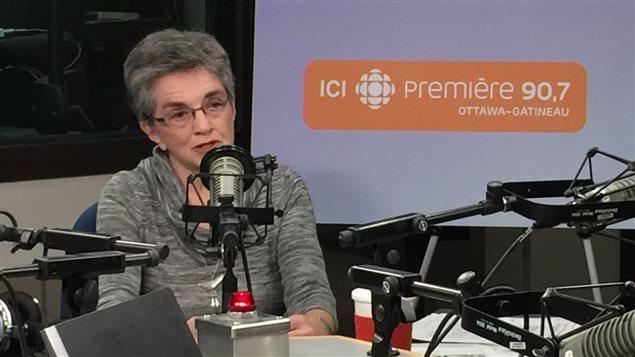 Colette Trent, bénévole depuis 46 ans auprès des familles de réfugiés