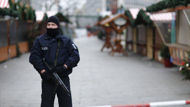 Se reforzó la seguridad en Alemania después del atentado en Berlín