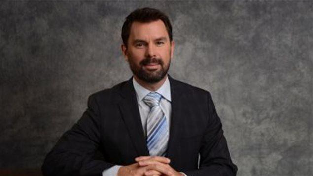 Jeff Gaulin, vice président aux communications de l'Association canadienne des producteurs pétroliers.