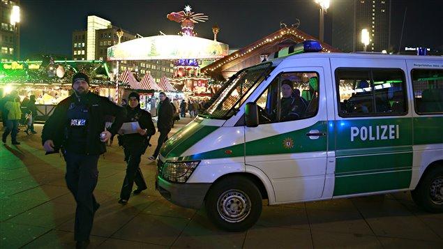 Les autorités allemandes sont à la recherche d'un suspect d'origine tunisienne.