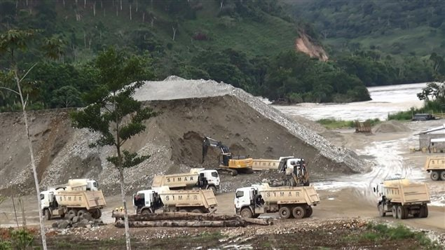 Projet Mirador en Equateur