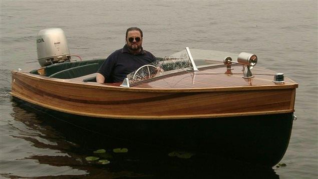 Giesler Boats *Georgian Bay* model.