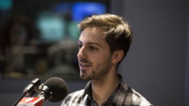 David Carignan, conseiller en développement et aux communications, Société Via.
