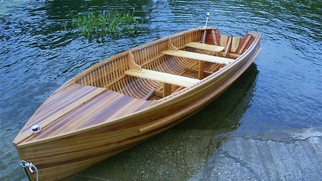 The standard *Lake Nipissing* model... naturally beautiful