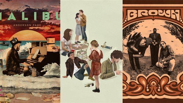 Trois chroniqueurs musicaux présentent leurs albums préférés de 2016.