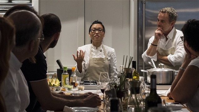 Cours de cuisine rencontre des continents