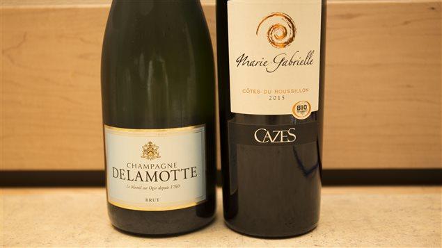 M dium large ici radio canada premi re for Champagne delamotte prix