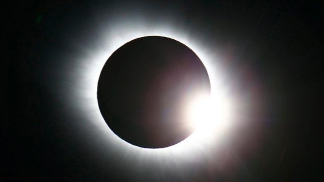 日蚀是罕见的自然现象