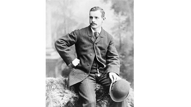 Toronto born international sports hero, Ned Hanlan, circa 1887