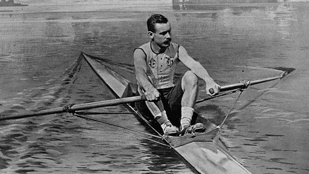 Of small stature, Hanlan mastered the new sculling technology of sliding seat and swivel oarlocks, which the majority of his competitors did not. This allowed him to add strong leg muscles to his rowing to beat bigger stronger competitors.