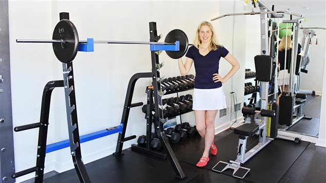 Trainer and author Kathleen Trotter says going to the gym is not for everyone and the trick is finding what's right for you.