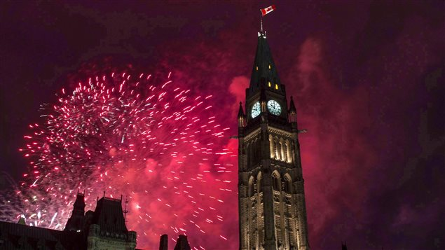 There will be fireworks in Ottawa and special events across the country to mark 150 years of confederation.
