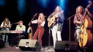 Tanglefoot in 2006. The Ontario folk band enjoyed relative success for about 20 years, disbanding in 2009.