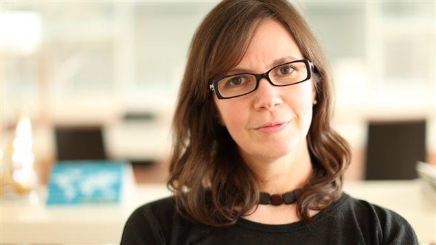 Ximena Berecochea, cofundadora del Instituto para el Intercambio Creativo de Toronto.