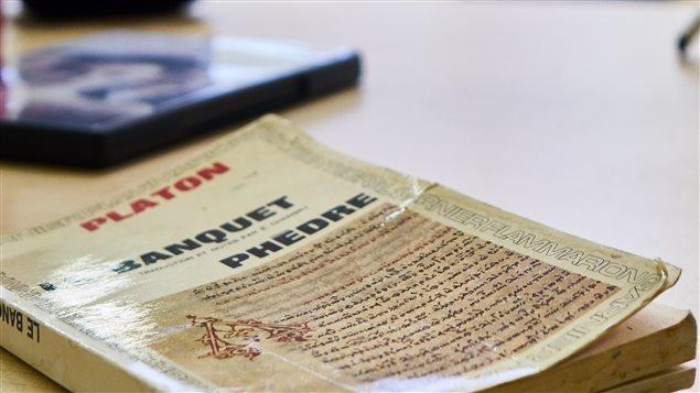 Couverture du livre 'Le Banquet' de Platon