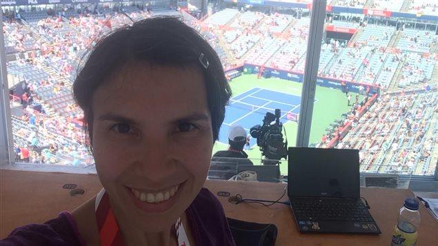 Laura Bolivar es una periodista especializada en tenis. Sus previsones, para 2017, son positivas para el deporte blanco canadiense.