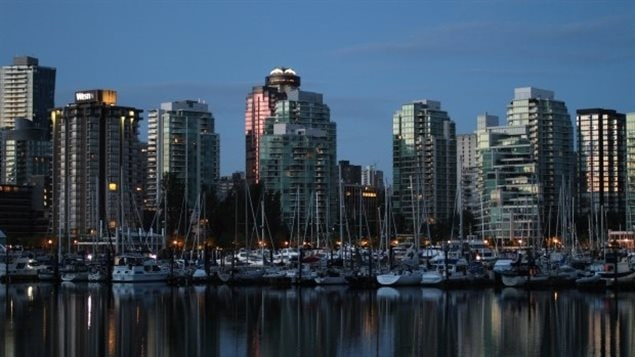 L'immobilier à Vancouver.