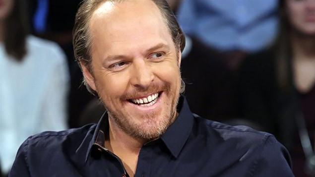 L'auteur, comédien et metteur et scène Fabien Cloutier