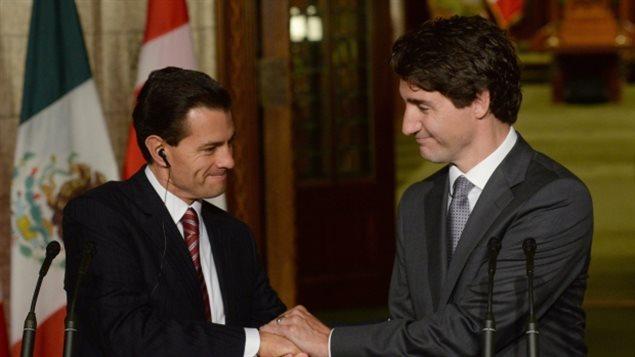 Trudeau va rencontrer Trump sur fond de tensions commerciales