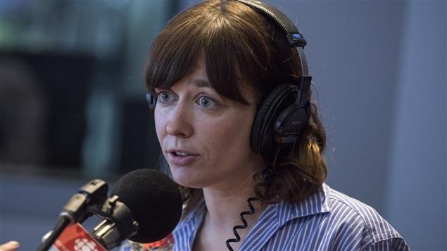 La cinéaste Sophie Goyette