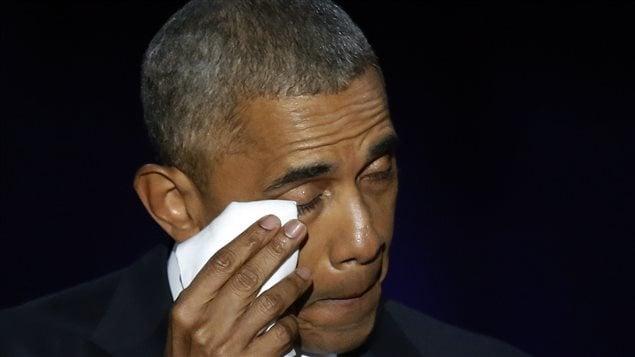 Las lágrimas asomaron no sólo al hacer referencia a su familia.