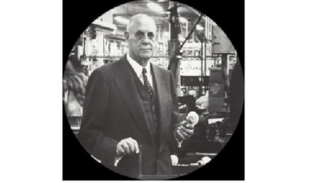 Alfred C. Fuller, the Canadian who created the iconic Fuller Brush door-to-door sales model