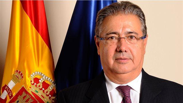 Espa a detuvo a presuntos terroristas for Ministro del interior espanol