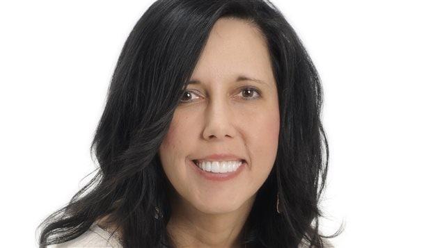 Carrie Bourassa, directrice scientifique de l'Institut de la santé des autochtones