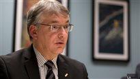 Jean Bourcier, Vice-président exécutif et directeur général de l'Association québécoise des pharmaciens propriétaires