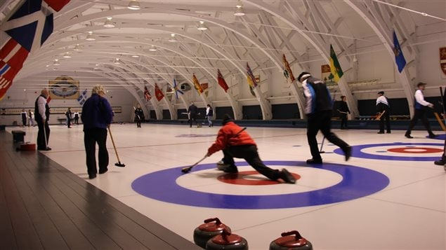 Le Club de curling Royal Montréal