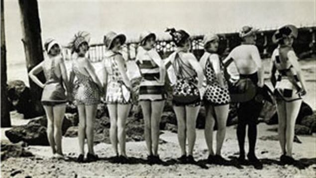 Sennett's signature *Bathing Beauties* was also a very popular draw in the prudish early 1900's. His idea that sex sells, is common knowledge today among marketers.