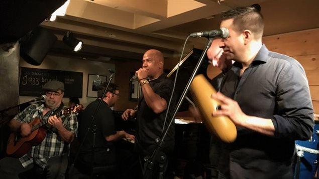 El grupo de música cubana en Montreal, Trabuco Habanero