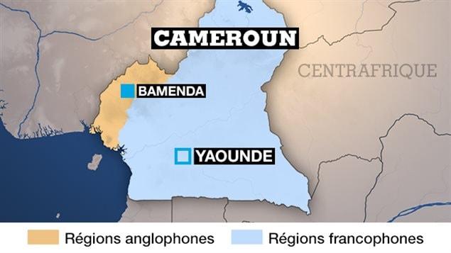 Les langues au Cameroun