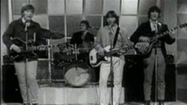 The Guess Who performing on CBC-TV's 'Where It's At' music variety show in April 1969. One of the many bands and artists who benefited from exposure thanks to Can-Con rules, and who went on to enormous international success.