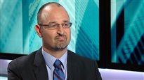 Toronto professor Gus Van Harten of York University's Osgoode Law School