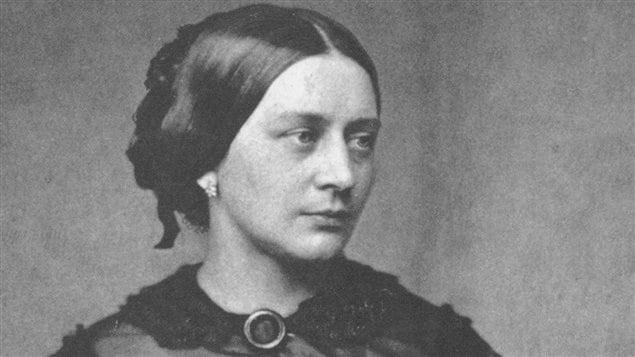 Clara Schumann en 1857