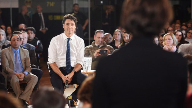 Justin Trudeau Photo : La Presse canadienne/Ryan Remiorz