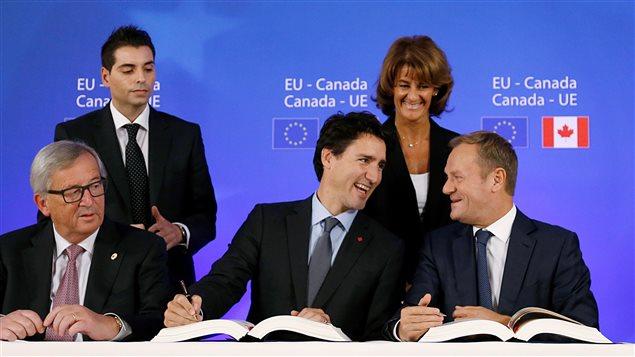 El gobierno Trudeau ha hecho del CETA una de sus principales apuestas.