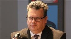 Éric Marquis, délégué du Québec à Chicago
