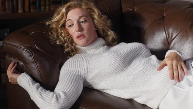 Mylène Mackay dans <i>Nelly</i>, d'Anne Émond