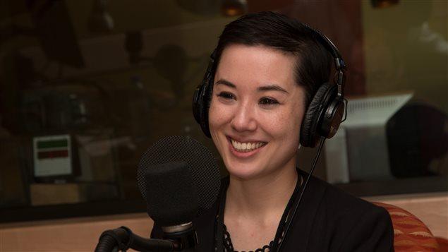 La rédactrice en chef du magazine Québec Science, Marie Lambert-Chan