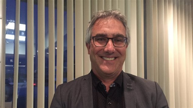 Mario Leblanc, directeur général de l'ATR Côte-Nord