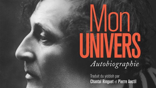 De la couverture de l'autobiographie de Marc Chagall 'Mon univers'