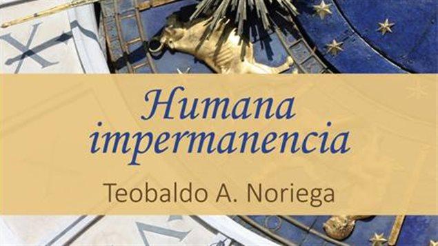 Detalle de la tapa del libro de Teobaldo Noriega