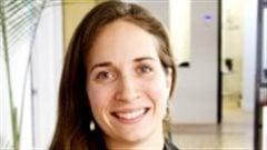Corrine Voyer, directrice de la Coalition québécoise sur la problématique du poids