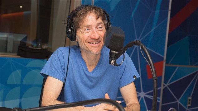 Le comédien et humoriste Emmanuel Bilodeau