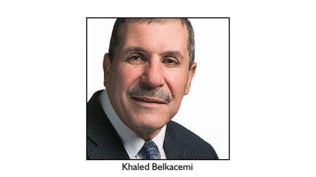 Khaled Belkacemi, victime de la fusillade au Centre culturel islamique de Québec