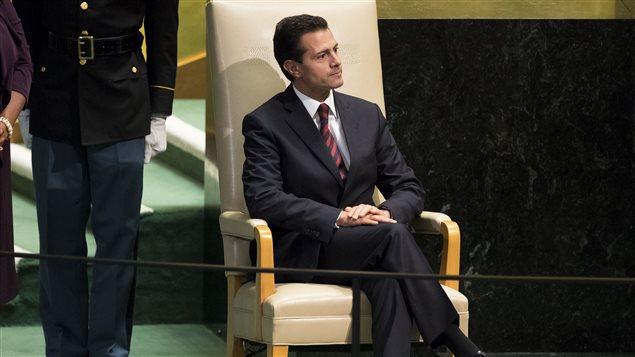 Peña Nieto sigue esperando una disculpa de parte de Netanyahu.