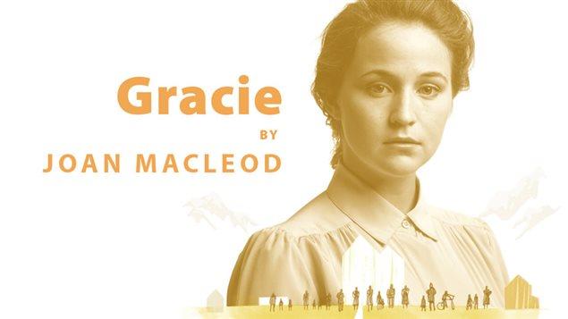 La pièce de thêatre Gracie au théâtre Belfry à Victoria.