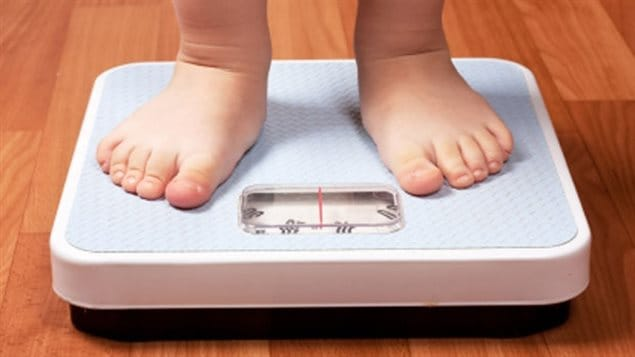 Almost one-third of Canadian children are overweight or obese.